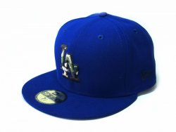 New Era  Camo Fill  LA Dodgers